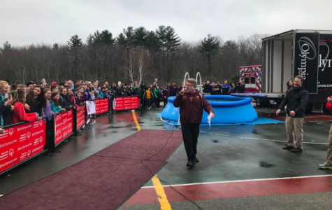 Trottier Takes the Plunge