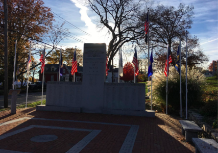 Eagle Scout Project:  WWII Memorial